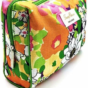 Clinique Flower Tracy Reese Cosmetic Travel Bag